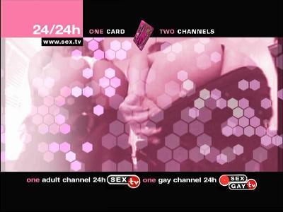 Sex on tv.